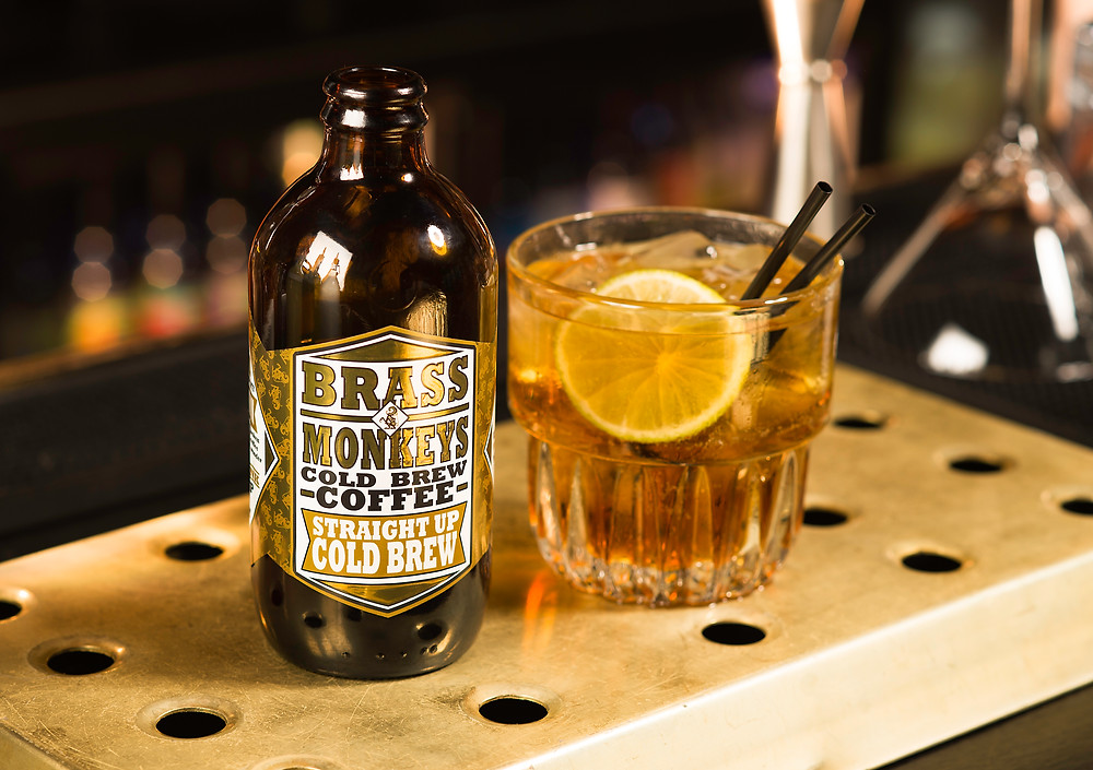 Brass Monkeys Cold Coffee Cocktail