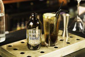 Turbo gin & tonic cold brew coffee
