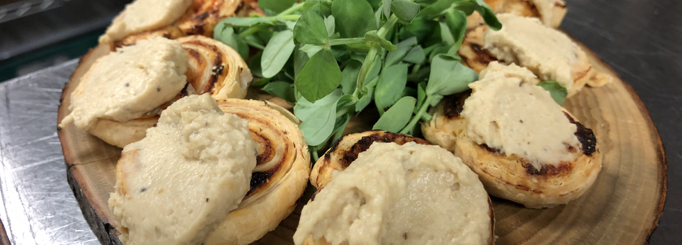 Palmiers with hummus canapes.jpg