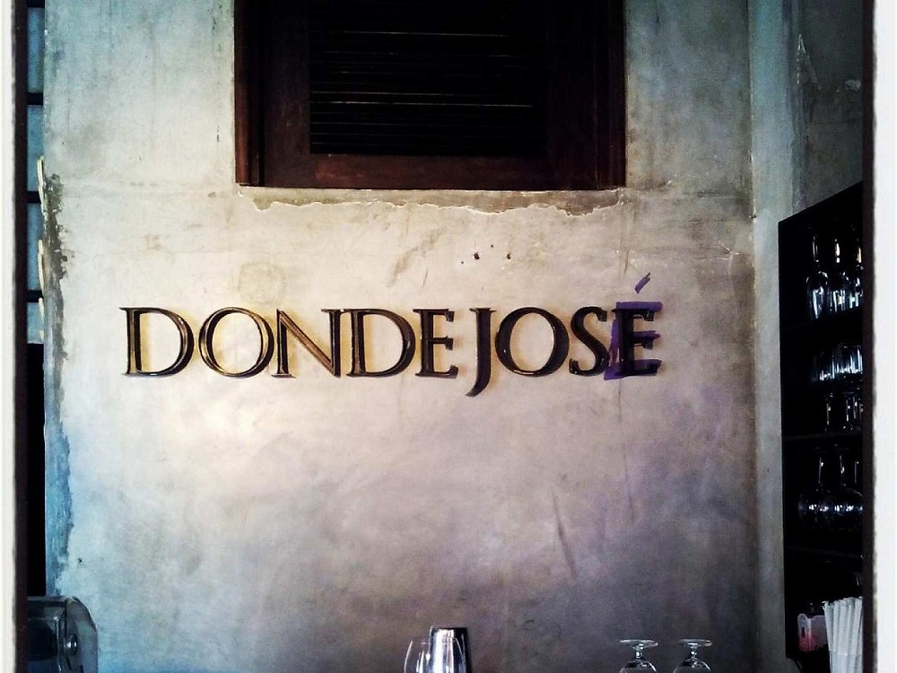 Donde Jose restaurant in Panama