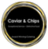 Caviar & Chips Catering logo