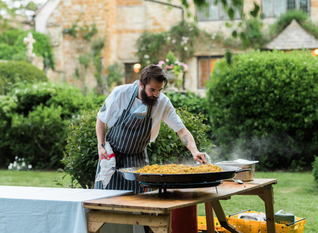 Five different ideas for your wedding evening food