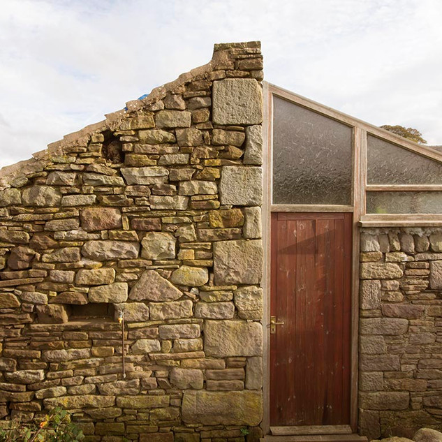 A PIG STY LISTED IN RIVINGTON LANCASHIRE
