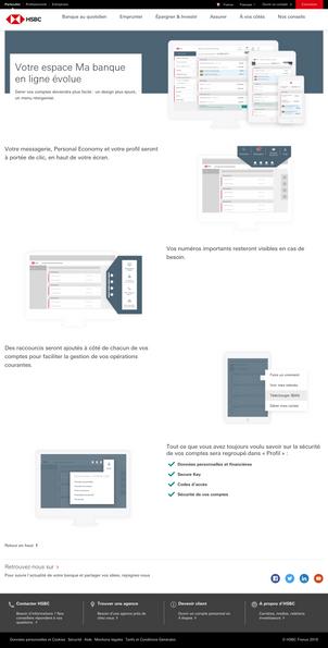 HSBC page Ma Banque en ligne evolue.png
