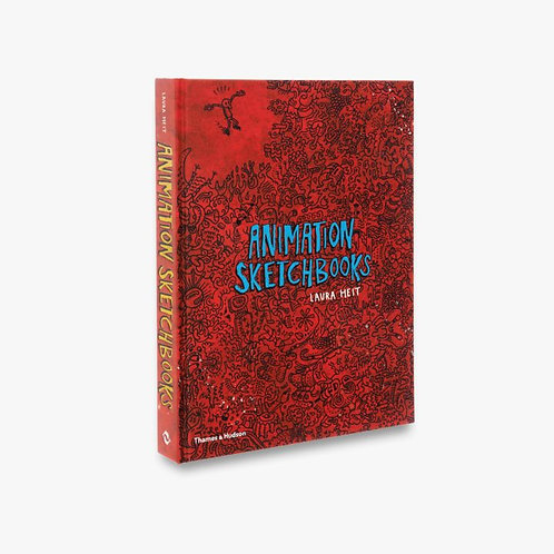 Animation Sketchbooks by Laura Heit