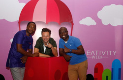 Stephen, Thomas and Kwemi