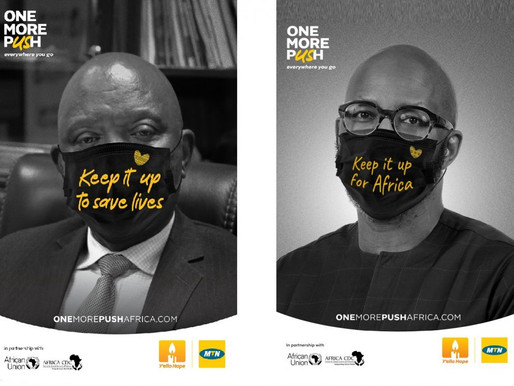 Africa CDC and MTN Launch New Campaign Against COVID