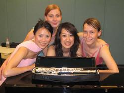 Cordelia Flute Quartet