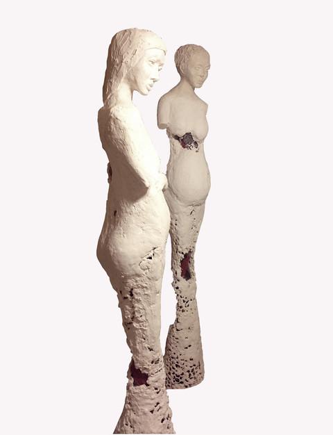 Venus de Bukavu and The Kivu Madonna