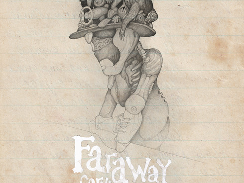 Far Away, 2018 (fragment, specially for the 'Taking the stage' British Council's festival)