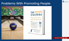 Problems with Promoting People