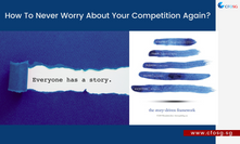 How To Never Worry About Your Competition Again?