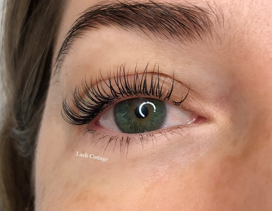 Lash Lift X Extensions (By Request Only)