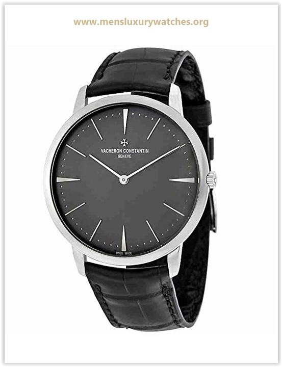 Vacheron Constantin Patrimony Mens Watch Price May 2019