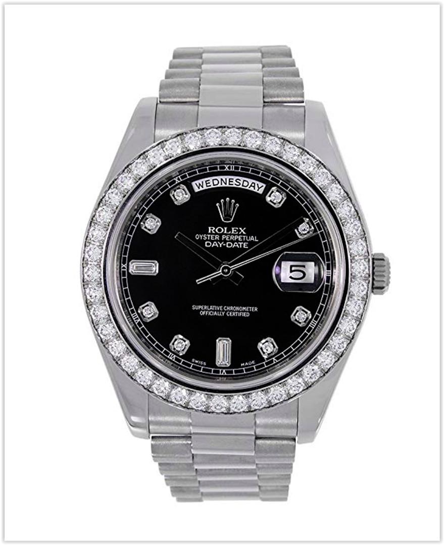 Rolex Day-Date II Automatic-self-Wind Men's Watch best price