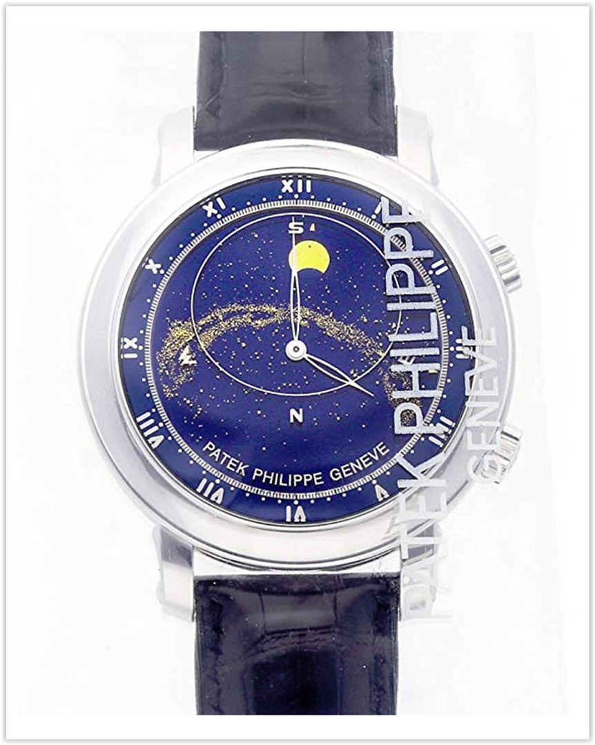 Patek Philippe Grand Complications Mechanical (Automatic) Blue Dial Mens Watch best price