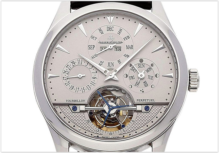 Jaeger-LeCoultre Master Mechanical Silver Dial Men's Watch