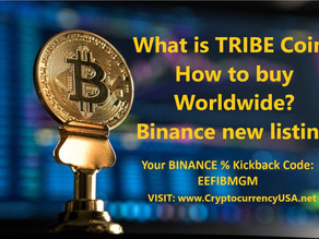 What is TRIBE Coin? How to buy Worldwide? Binance new listing