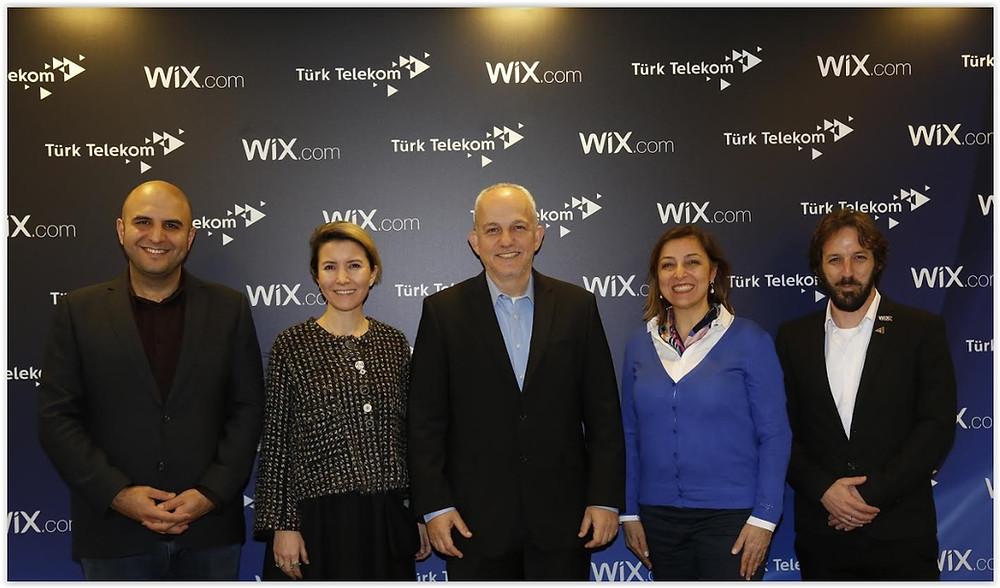 Wix ve Türk Telekom'dan KOBİ'lere destek paketi kampanyası