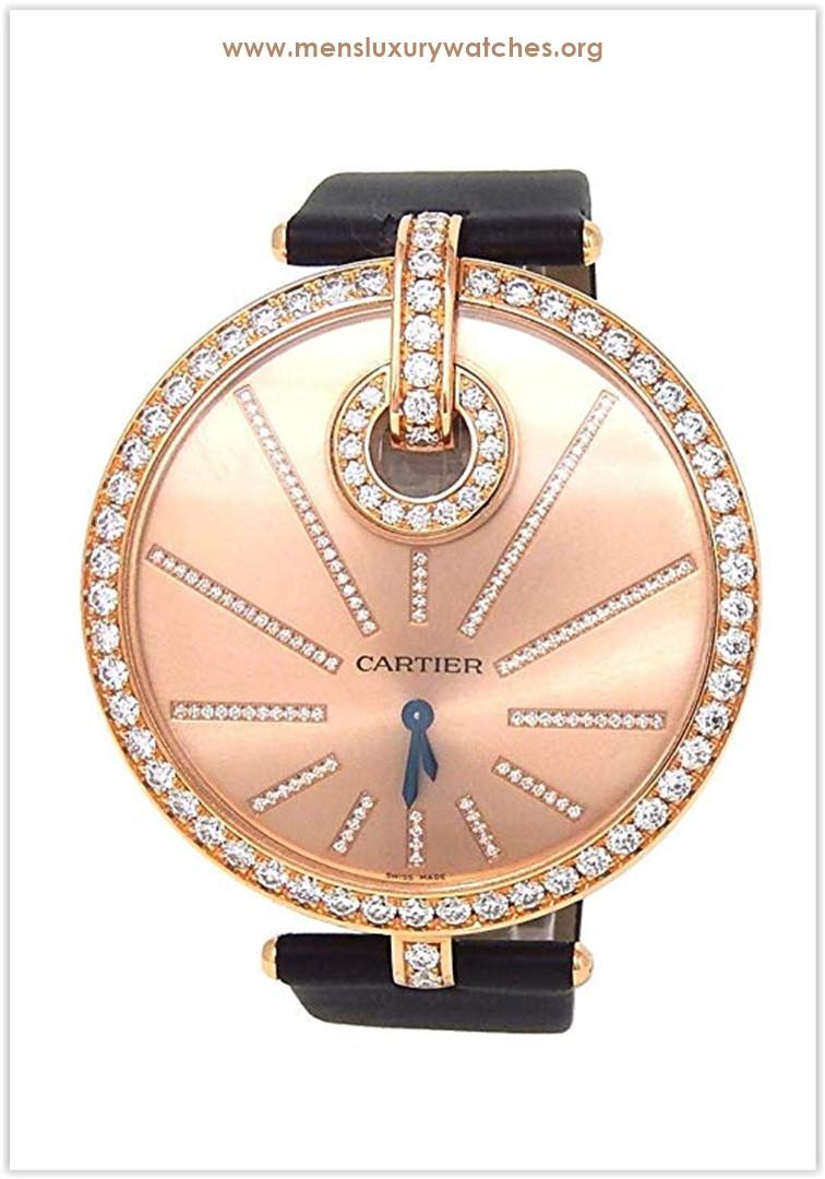 Cartier Captive de Cartier Analog-Quartz Female Watch Price
