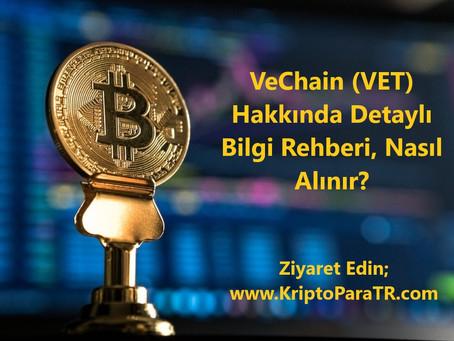 VeChain (VET) Hakkında Detaylı Bilgi Rehberi, Nasıl Alınır?