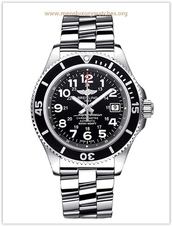 Breitling Superocean II Men's Watch Price May 2019