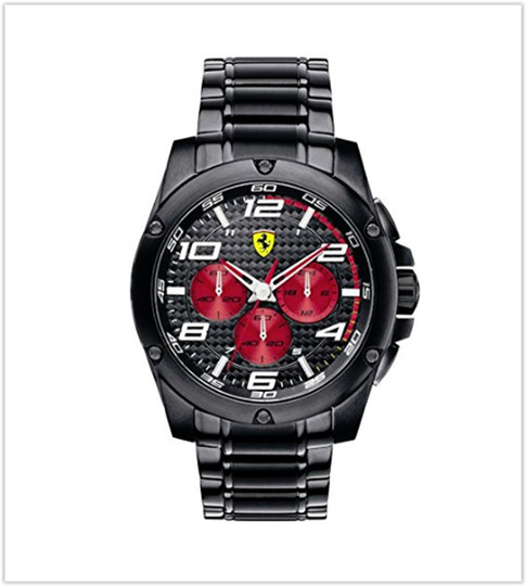 Ferrari Scuderia Paddock Mens Watch