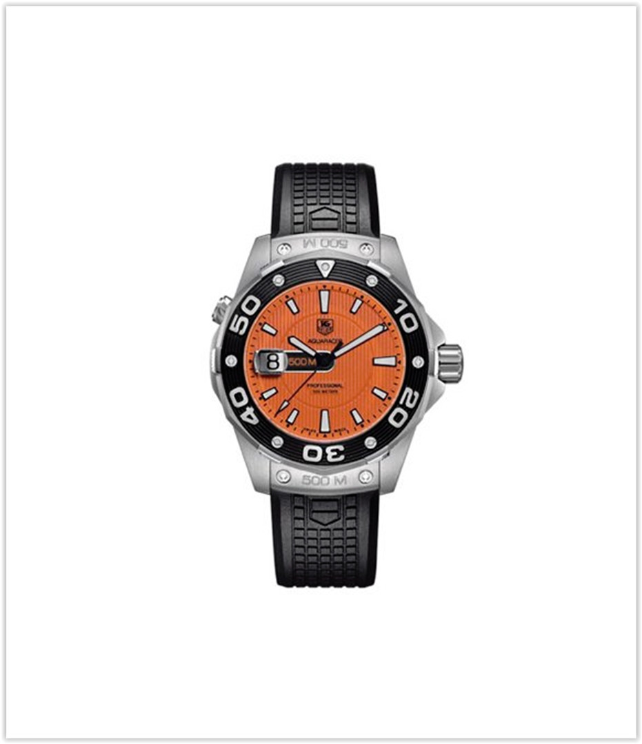 TAG Heuer Aquaracer 500M Quartz Mens Watch best price