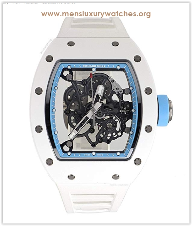 Richard Mille RM 055 Mechanical-Hand-Win