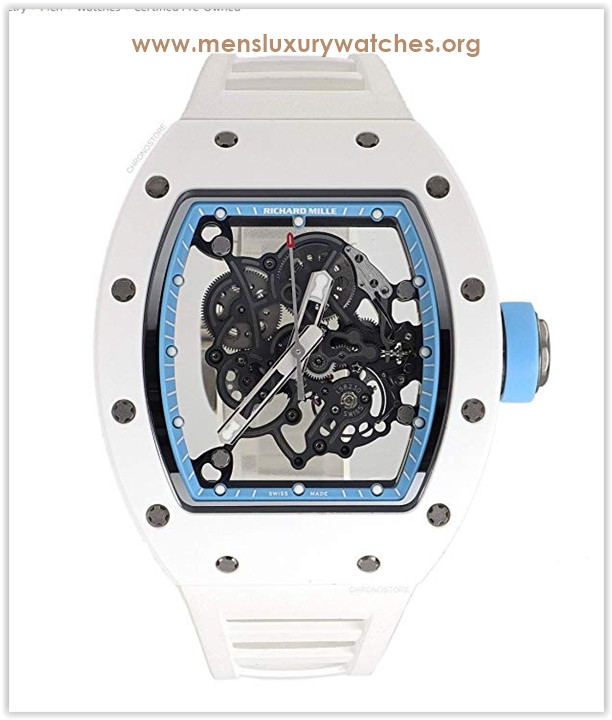 Richard Mille RM 055 Mechanical-Hand-Wind Men's Watch the best price