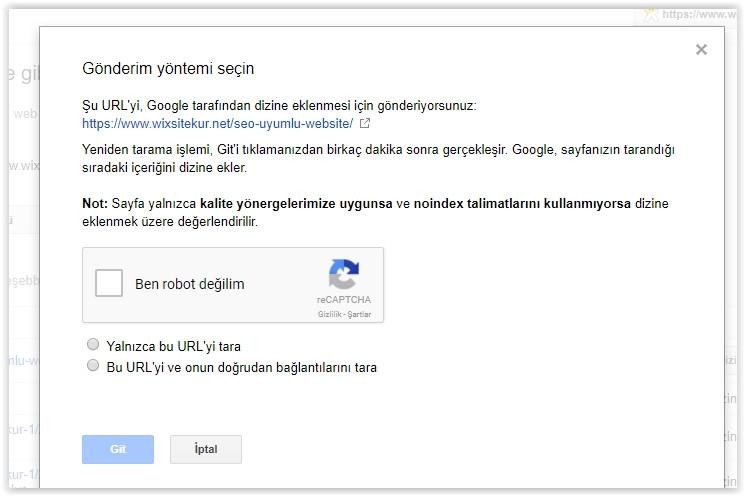 google gibi getir nasıl kullanılır