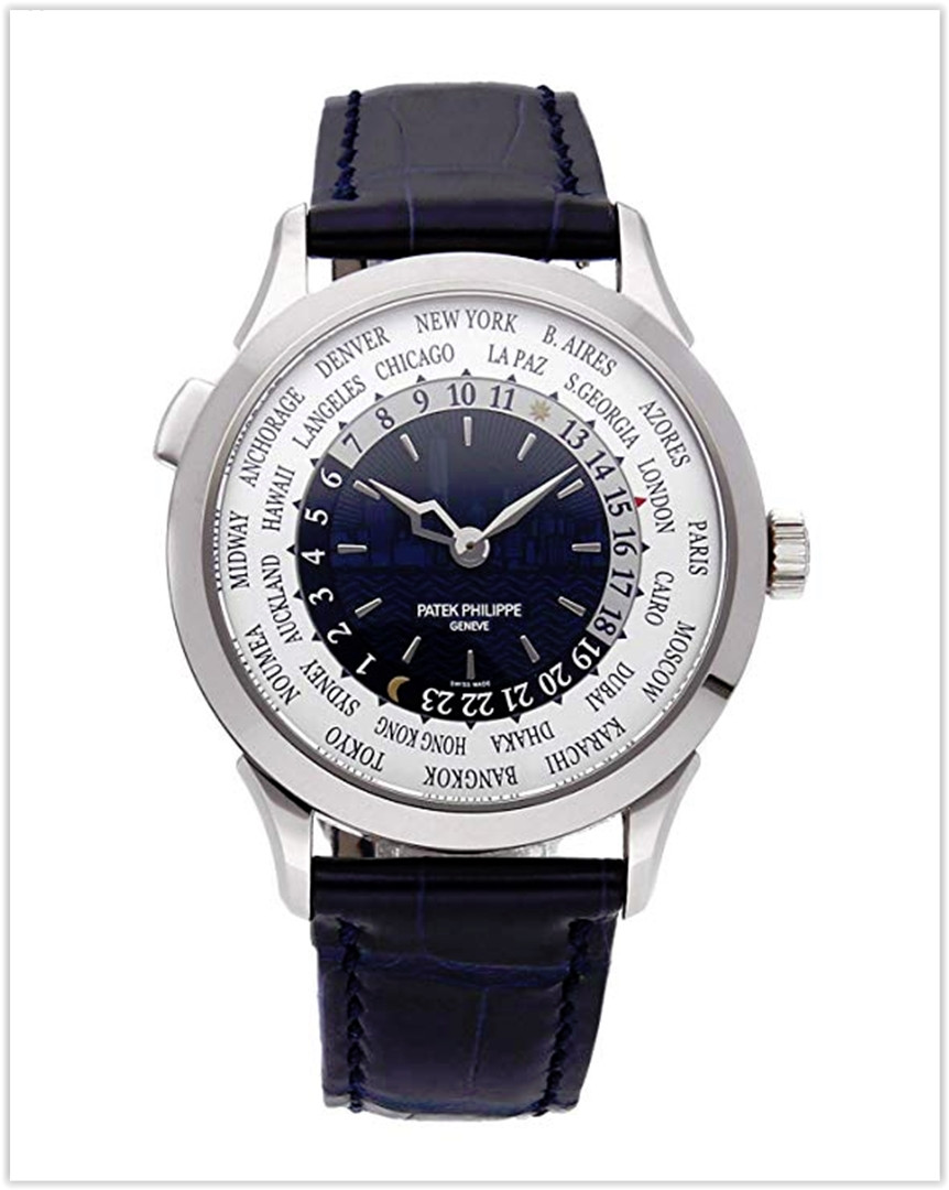 Patek Philippe Complications Mechanical (Automatic) Blue Dial Men's Watch 5230G-010 best price