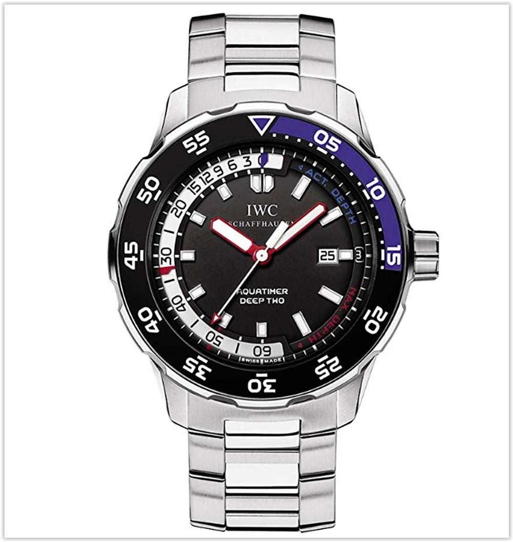 IWC Aquatimer Deep Two Men's Watch best price