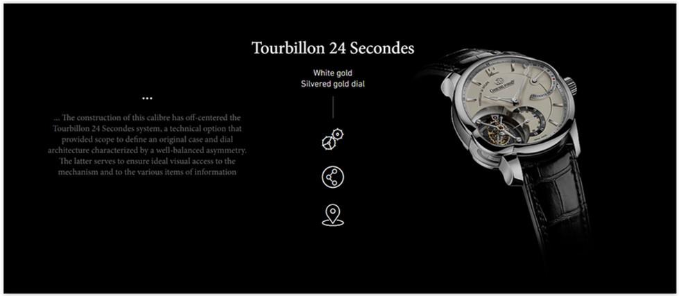 Greubel Forsel TOURBILLON