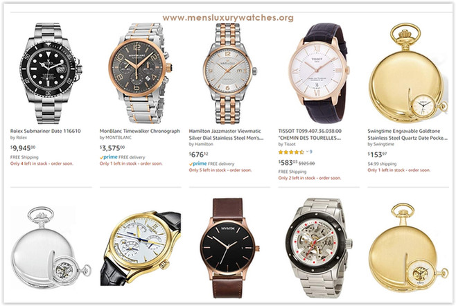Discounted Gold Watches