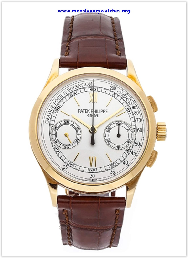Best buy Patek Phillipe Complicated Men's Yellow Gold - 5170J-001