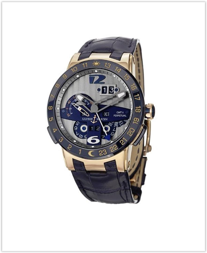 Ulysse Nardin El Toro Men's Rose Gold Automatic Perpetual Calendar Watch best price