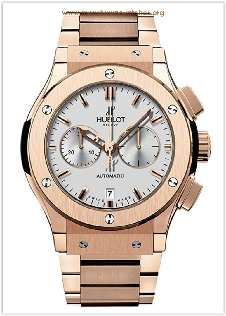 Hublot Classic Fusion 18ct Rose Gold 42mm Men's Watch Price