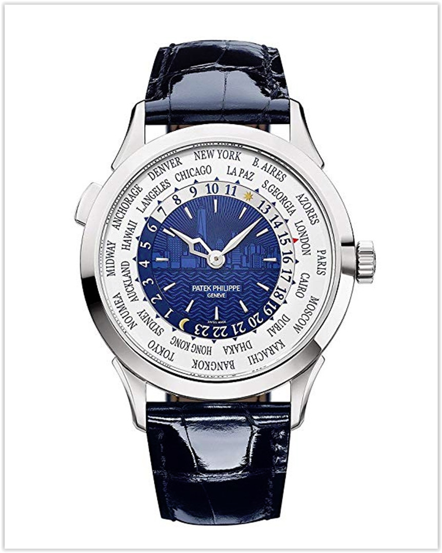 Patek Philippe World Time Complications 5230G-010 New York 2017 Limited Edition Men's Watch best price