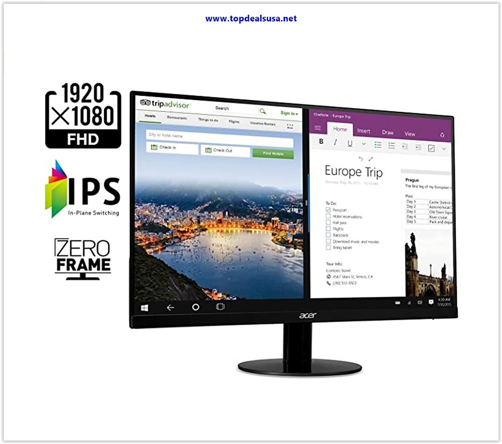 Acer SB220Q Bi 21.5 Inches Deals