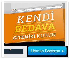Bursa Web Tasarım bedava website ve hosting