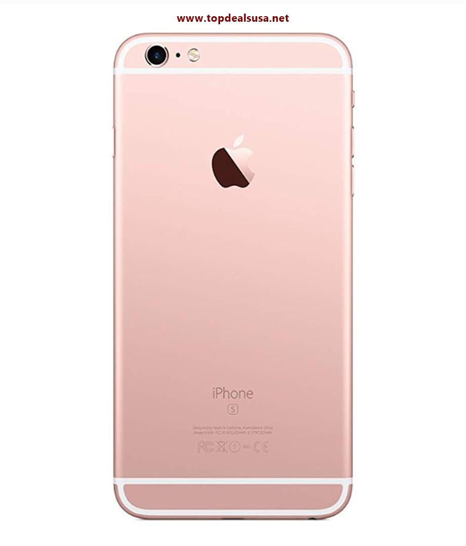 Apple iPhone 6s Plus (32GB) - Rose Gold best buy