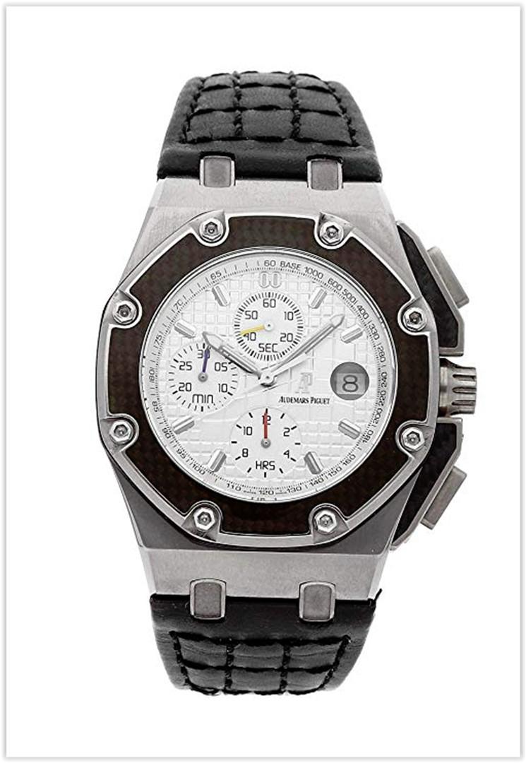 Audemars Piguet Royal Oak Offshore Mechanical (Automatic) Silver Dial Men's Watch Price