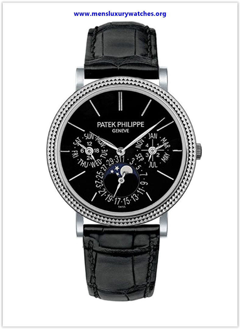 Best buy Patek Philippe Grand Complication Automatic 18 kt White Gold Men's Watch 5139G-010