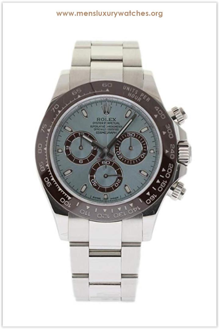 Rolex Daytona Swiss-Automatic Male Watch Price