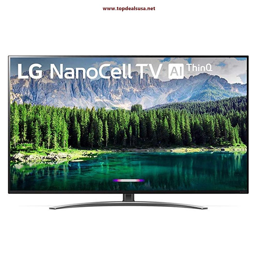 LG 49SM8600PUA 4K HDR Smart LED NanoCell TV best buy