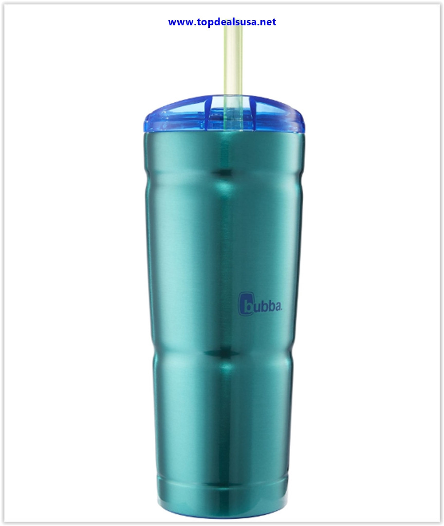 Best buy Bubba Envy S Vacuum-Insulated Stainless Steel Tumbler with Straw