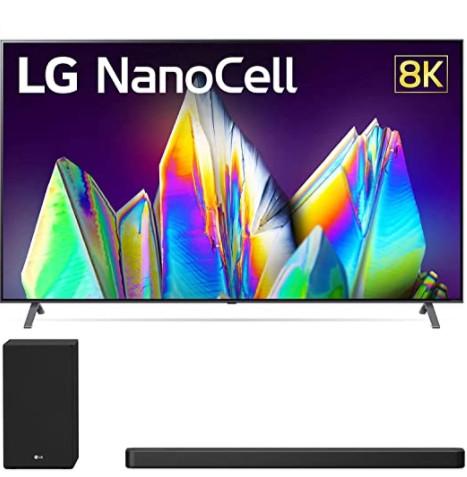 LG 75NANO99U 75 8K Ultra HD Nano 99