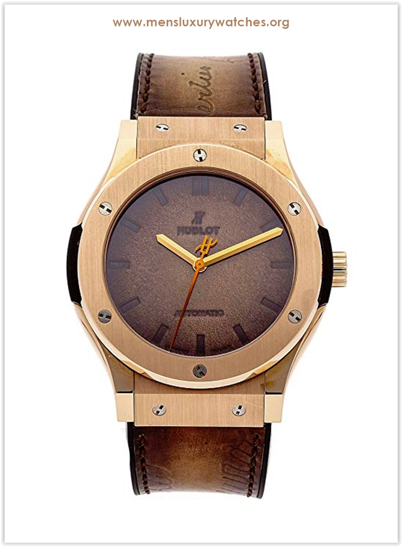 Hublot Classic Fusion Mechanical Brown D