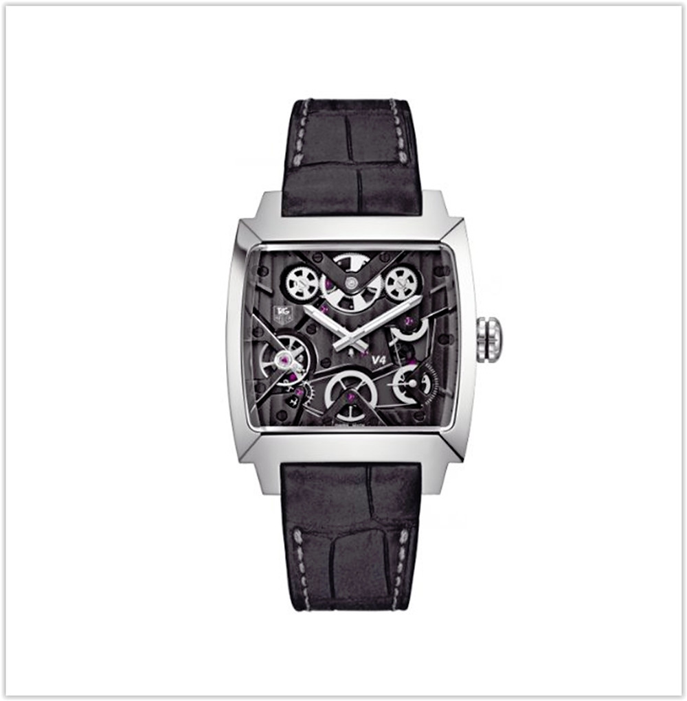 TAG Heuer Monaco V4 Mens Watch